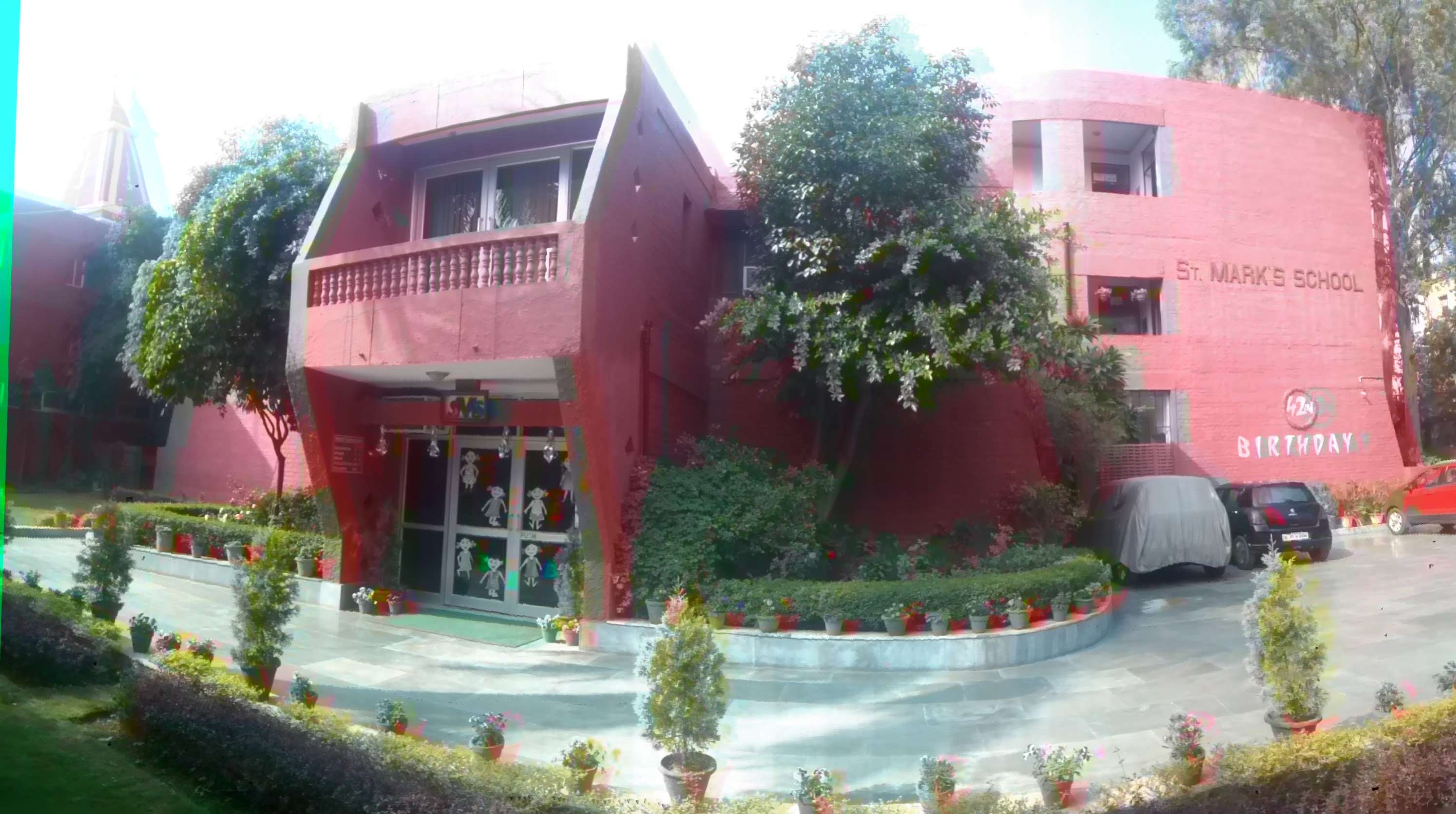 ST MARKS SR SEC PUBLIC SCHOOL JANAKPURI MARG JANAKPURI NEW DELHI 2730076