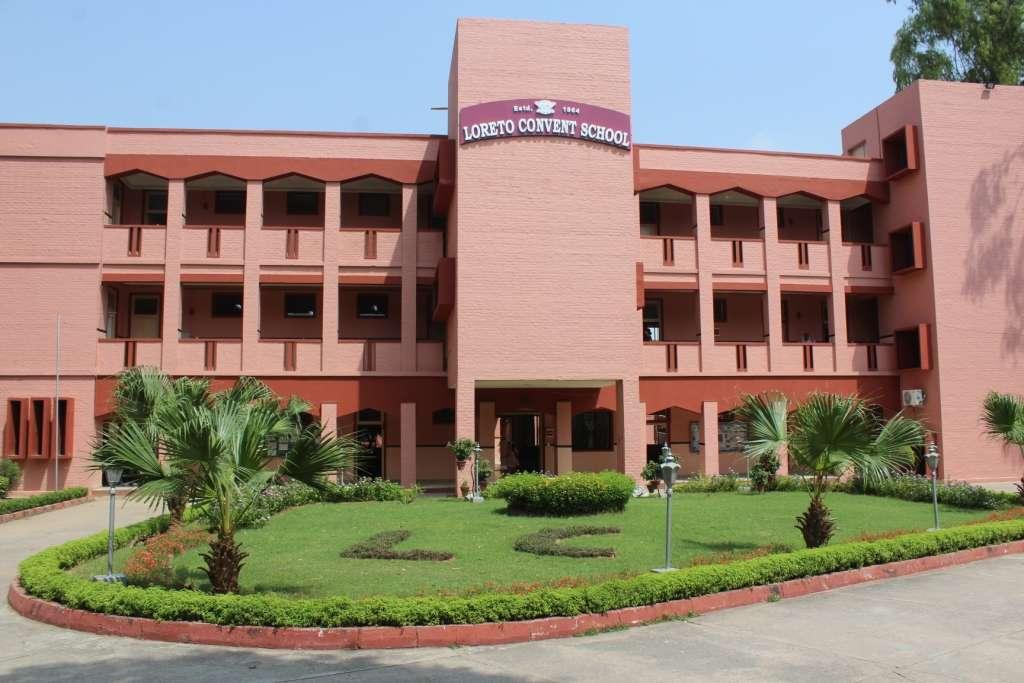 LORETO CONVENT SCHOOL PARADE ROAD DELHI CANTT NEW DELHI - The Learning Point