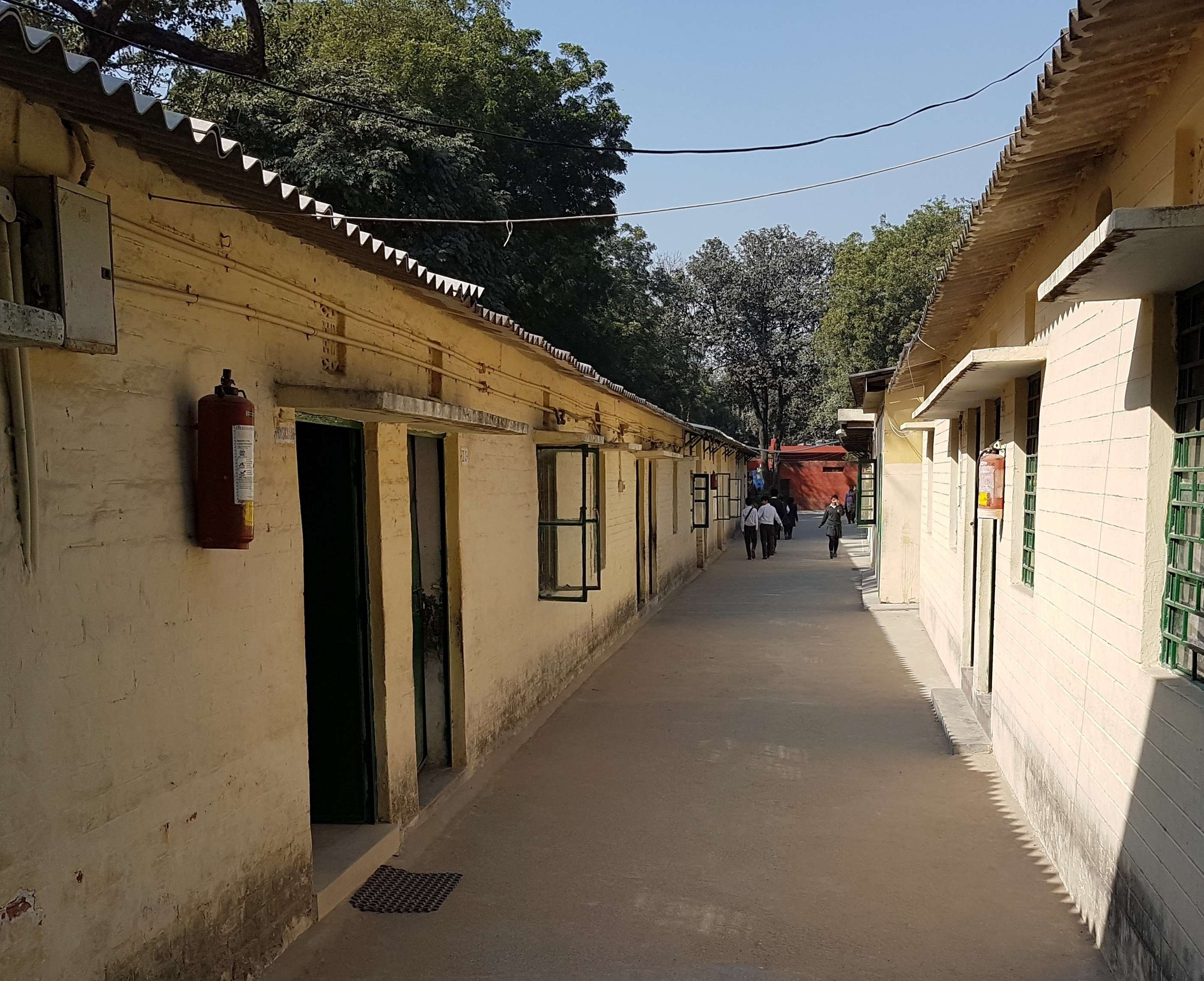 ST. MARTIN'S DIOCESAN SCHOOL CHURCH ROAD DELHI CANTT - The Learning Point
