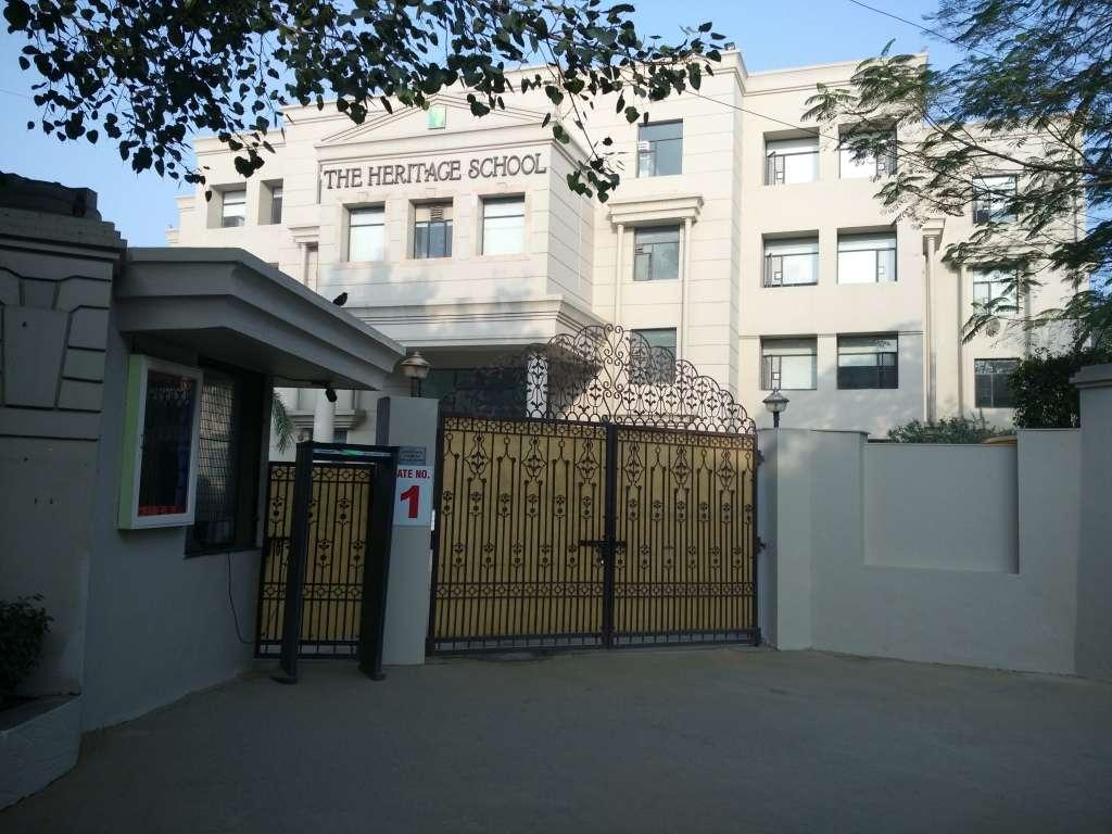 THE HERITAGE SCHOOL D 2 VASANT KUNJ NEW DELHI 2730315