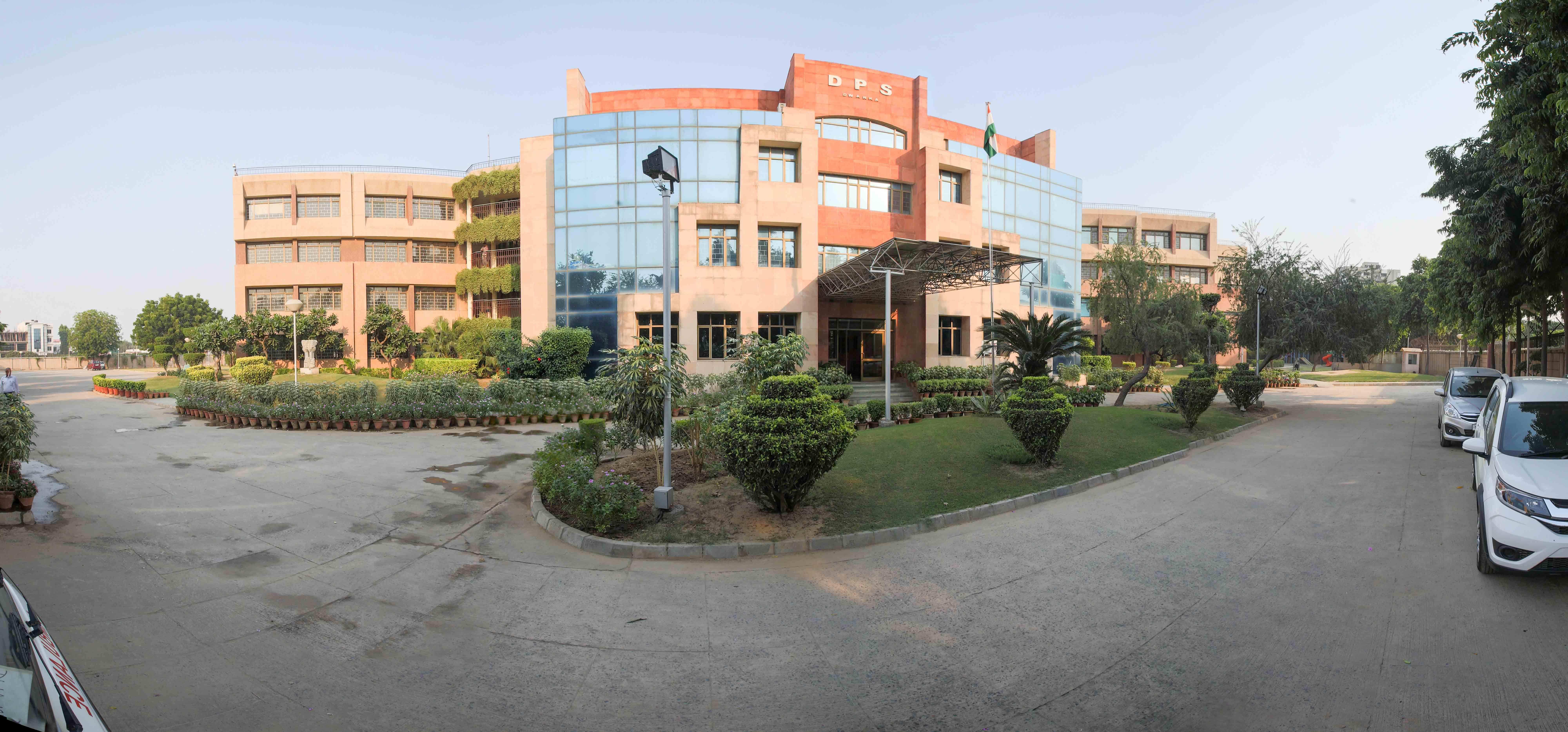 DELHI PUBLIC SCHOOL SECTOR III PHASE I DWARKA NEW DELHI 2730322