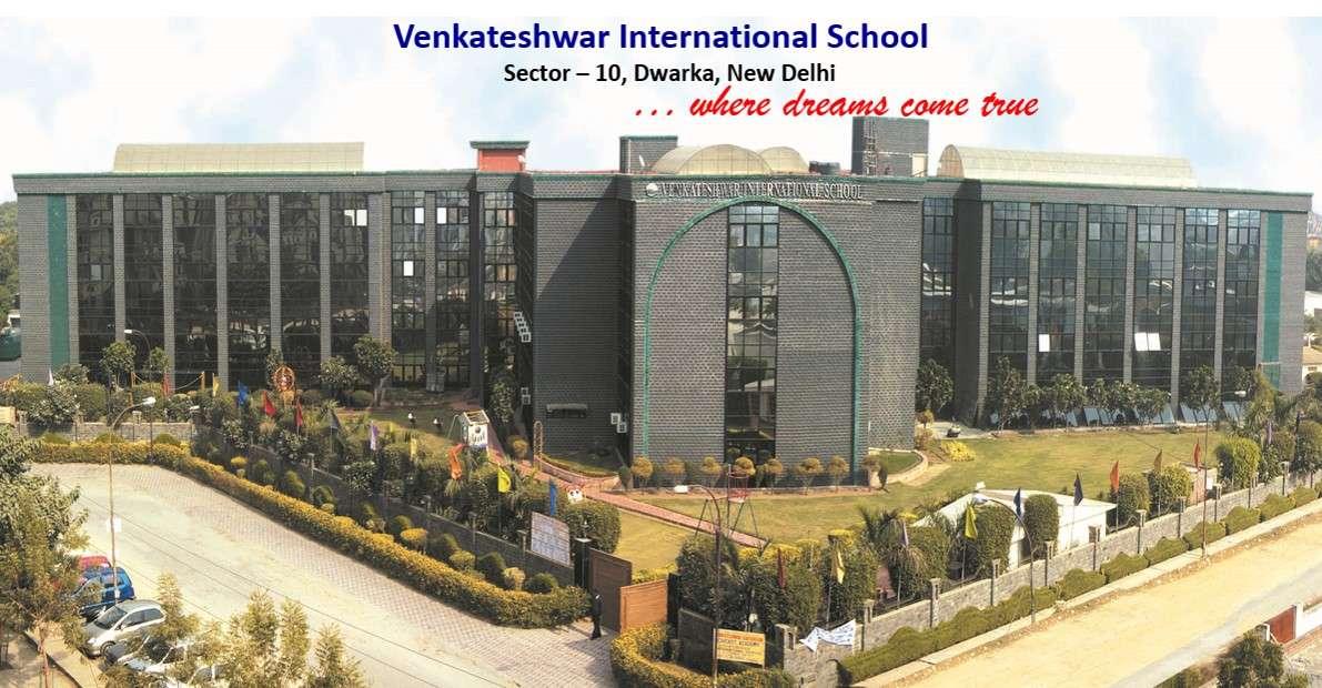 VENKATESHWAR INTERNATIONAL SCHOOL DWARKA SECTOR 10 NEW DELHI 2730382