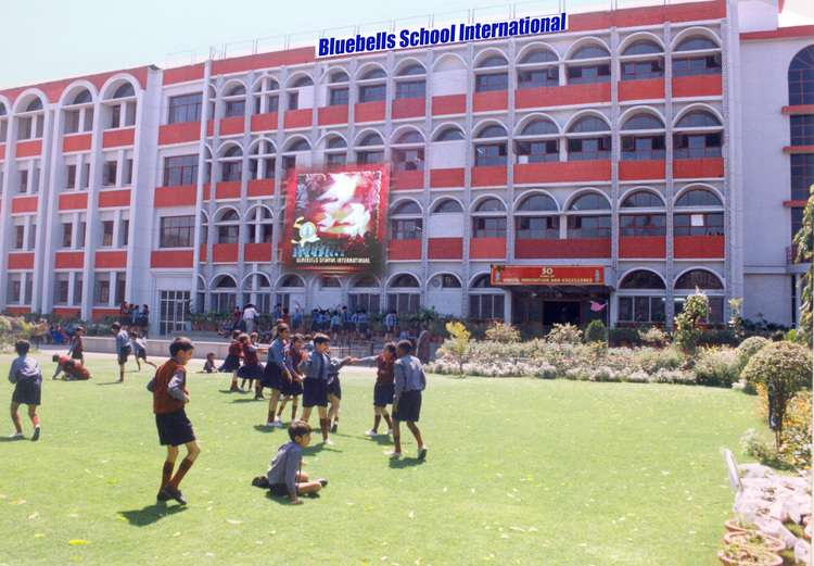 BLUE BELL S SCHOOL OPP L S R COLLEGE KAILASH COLONY NEW DELHI 2730027