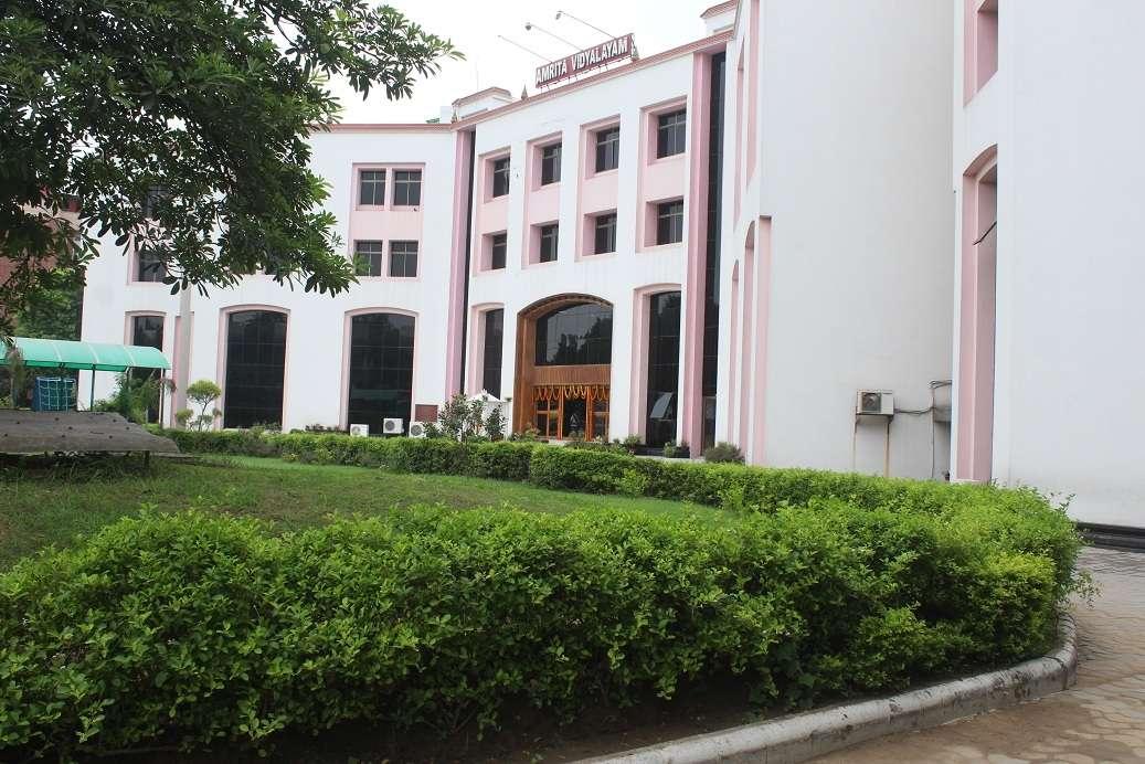 AMRITA VIDYALAYAM SECTOR VII PUSHP VIHAR SAKET NEW DELHI 2730496