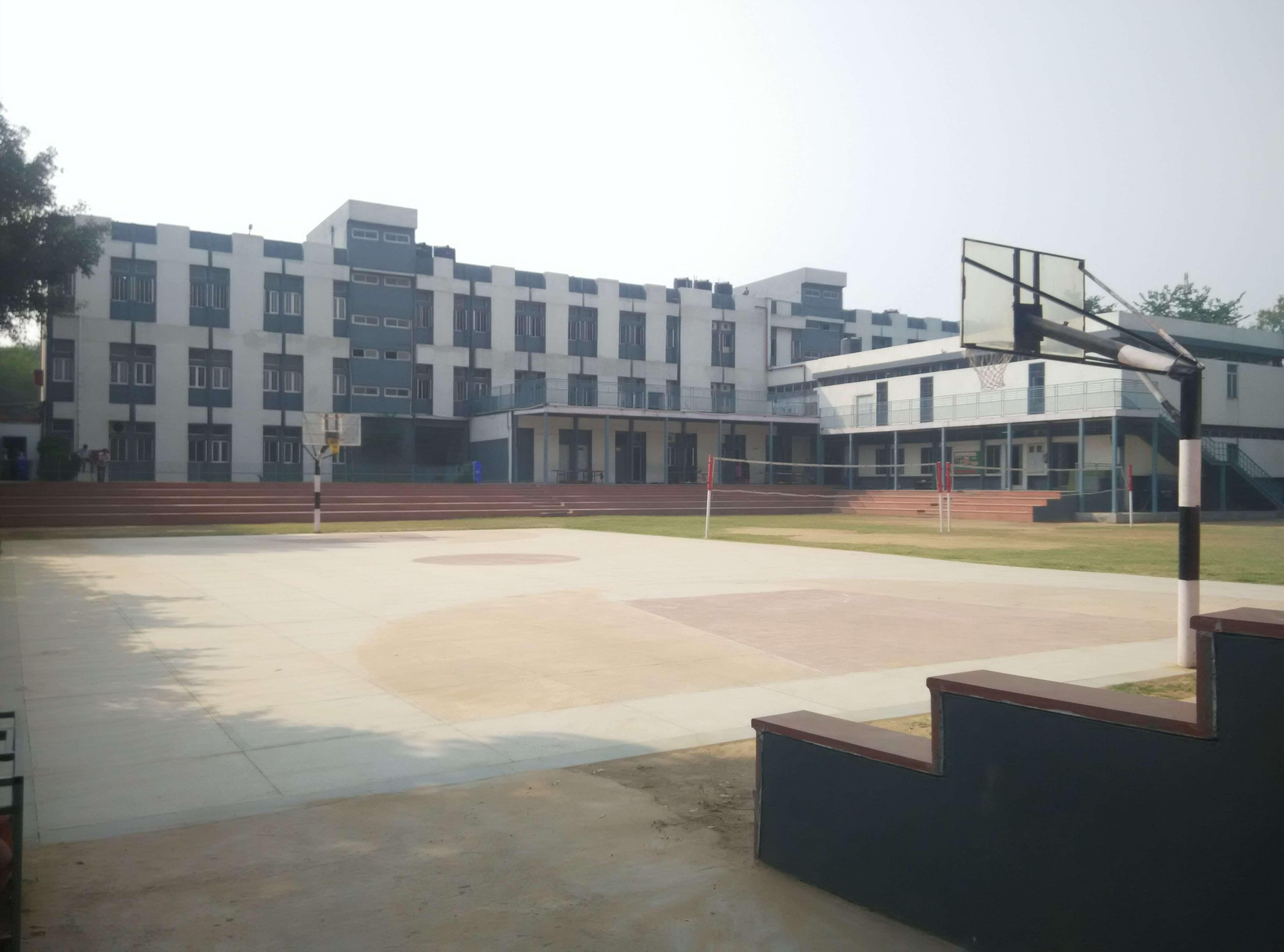 RAMJAS SCHOOL PUSA ROAD NEW DELHI 2730049