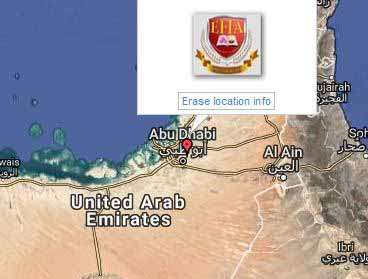 EMIRATES FUTURE INTERNATIONAL ACADEMY P B NO 4559 ABU DHABI U A E 6630029