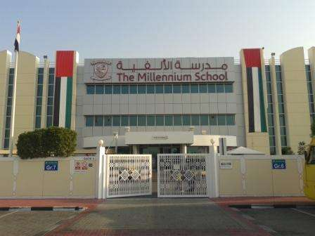 THE MILLENNIUM SCHOOL P O BOX 32446 DUBAI UAI 6630045