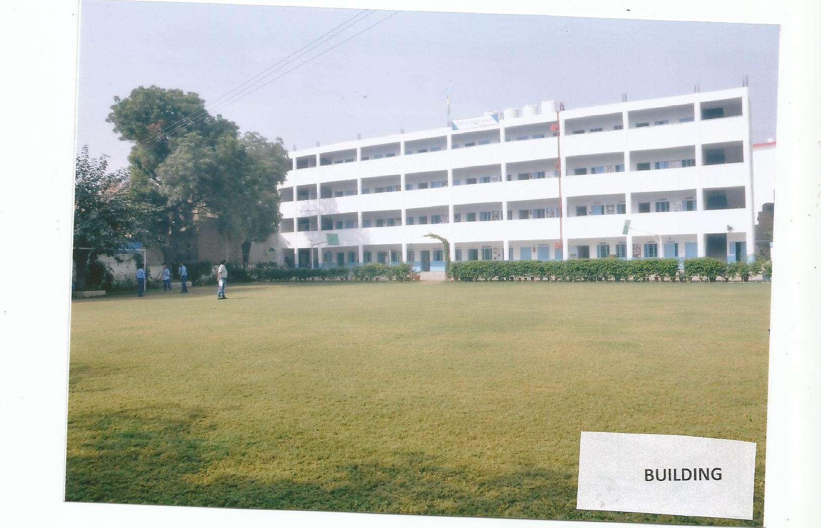 Daffodil Public School Main Road, Swatantra Nagar, Narela - The