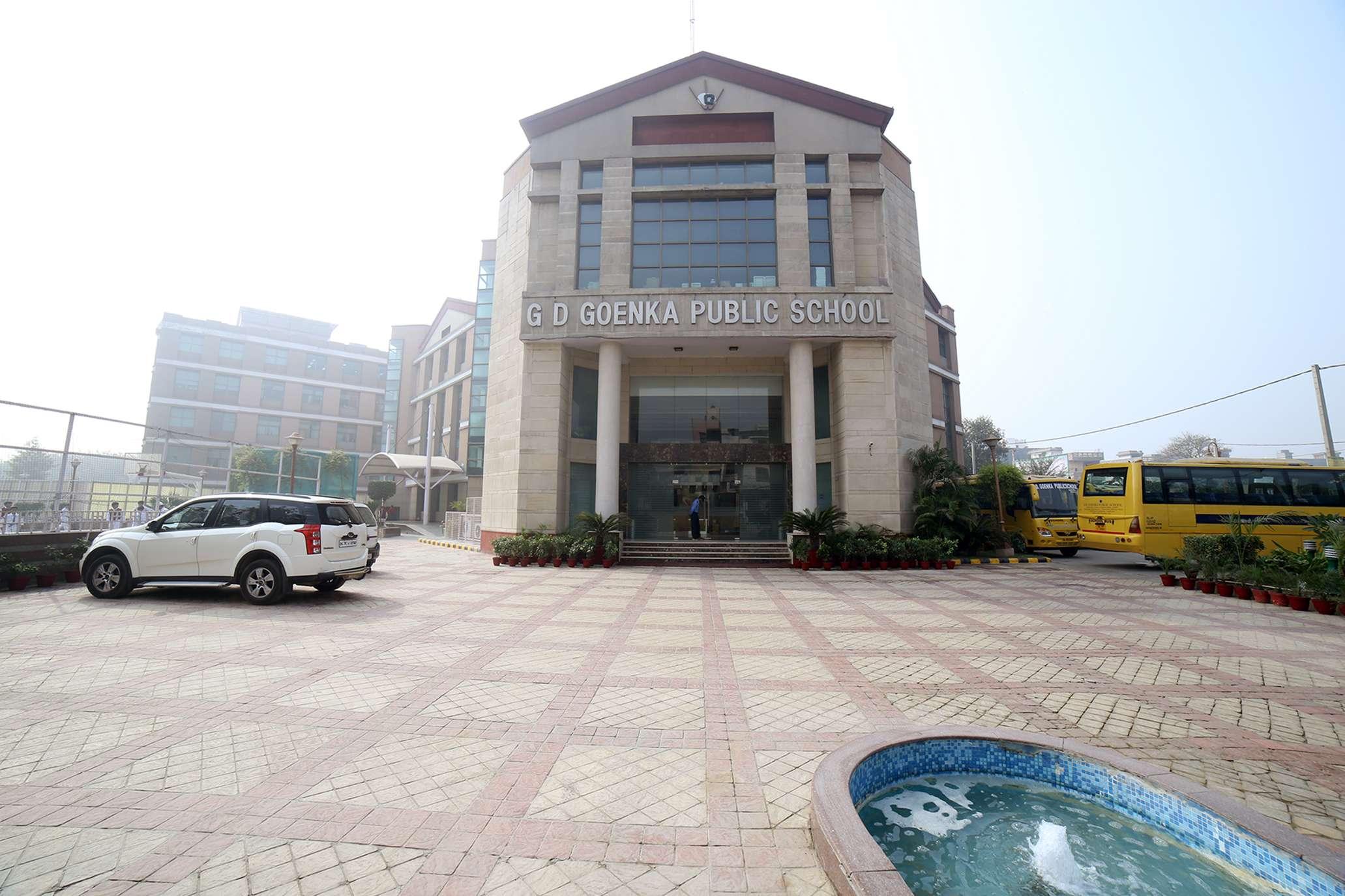 G D Goenka Public School Plot No 3 Pocket 7 Sector 22 Rohini Delhi 2730580